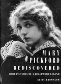 mary pickford book photographs kevin brownlow
